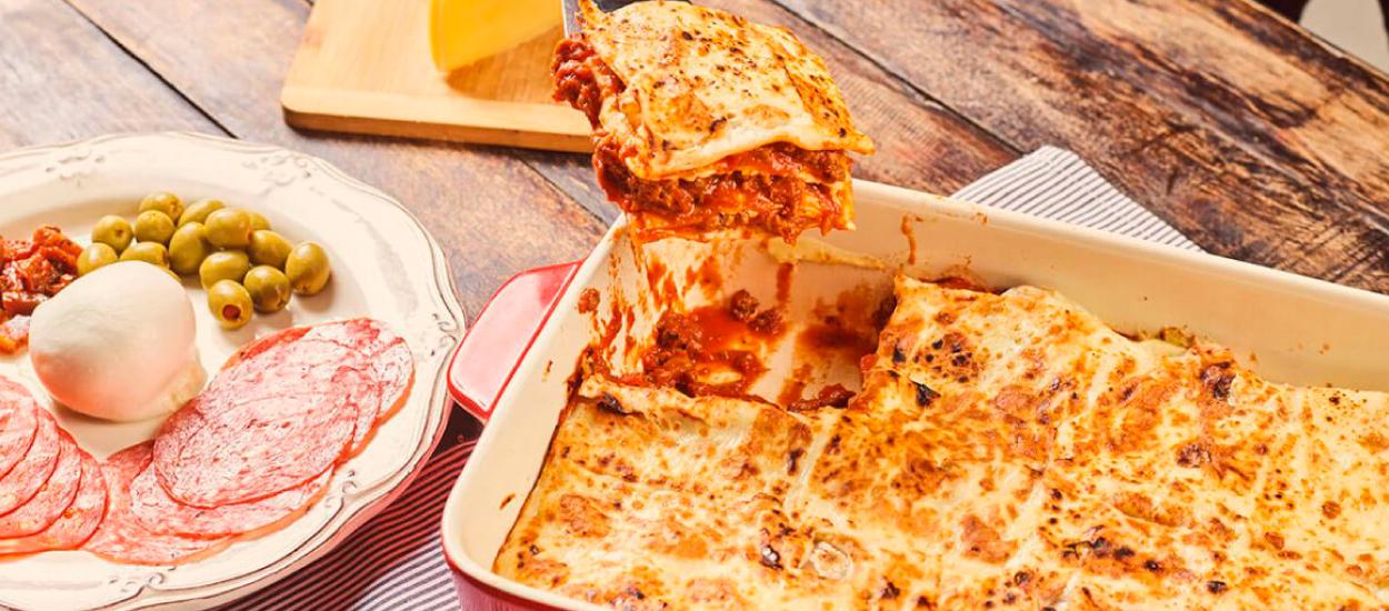 Lasagna Conzazoni ragú alla bolognese – Conzazoni